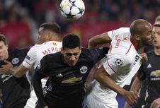 Jadwal Siaran Langsung Liga Champions, Malam Ini Man United Vs Sevilla