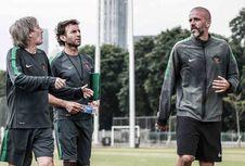 Luis Milla Antisipasi Bola Mati Timnas U-23 Singapura