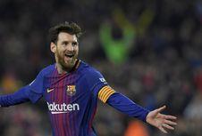 Andai Lionel Messi Milik Atletico Madrid...