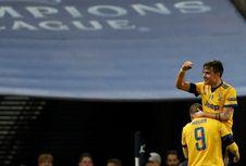 Juventus Hanya Perlu 10 Menit untuk Singkirkan Tottenham