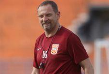 Persija Vs Borneo FC, Dejan Siapkan Taktik Antisipasi Tuan Rumah