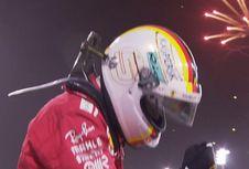 Vettel Optimistis Hadapi Balapan F1 di China