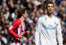 Hasil Liga Spanyol, Catatan Buruk Real Madrid Berlanjut dalam Derbi
