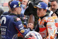 Jadwal MotoGP Perancis, Ambisi Marquez dan Pesimisme Vinales