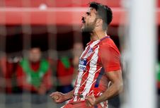 Kabar Gembira bagi Atletico, Diego Costa Sudah Ikut Latihan