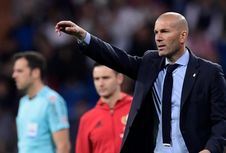 Zidane: Sepak Bola Lebih Penting daripada Kontroversi di El Clasico