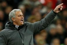 Mourinho Takkan Jadikan Piala FA Tolok Ukur Prestasi