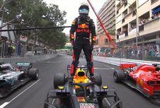 Hasil F1 GP Monaco 2018, Daniel Ricciardo Sempurna