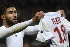 Lyon Batalkan Negosiasi Transfer Nabil Fekir ke Liverpool