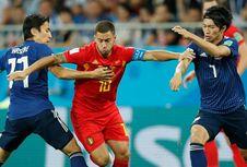 Eden Hazard: Real Madrid adalah Impian Semua Pemain