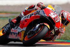 Klasemen MotoGP, Marquez Makin Jauhi Rossi