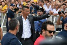 Misi Besar Cristiano Ronaldo untuk Penggemar Sepak Bola Italia
