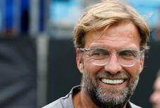 Liverpool Vs Man City, Klopp Tak Mau Bicara Gelar Juara Liga Inggris