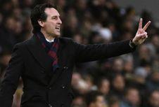 Emery Beberkan Alasan Arsenal Kalah dari Man City