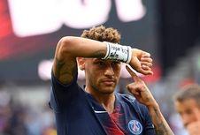 Ayah Neymar Tegaskan Sang Anak Takkan Pindah ke Madrid