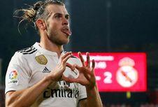 Bayern Muenchen Lirik Gareth Bale untuk Gantikan Arjen Robben