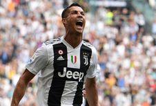 Fokus ke Juventus, Ronaldo Enggan Komentari Krisis Real Madrid