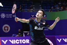 Menangi Laga Dramatis Lawan Cheng Long, Anthony ke Semifinal