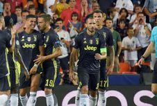 Diganjar Kartu Merah, Berapa Lama Hukuman Cristiano Ronaldo?