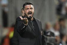 Meski Baru Menang 2 Kali, Gattuso Nilai AC Milan Tidak Krisis