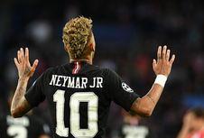 Jose Mourinho Berikan Nasihat kepada Neymar agar Sejajar dengan Pele