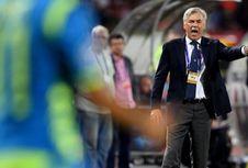 Napoli Vs Arsenal, Ancelotti Akui The Gunners Tim Bagus