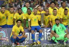 Bek Muda Lazio Lebih Memilih Timnas Brasil daripada Italia