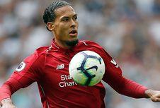 Virgil Van Dijk: Liverpool Tidak Akan Cepat Puas