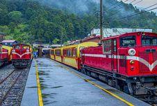 Mengintip Jalur Kereta Api Legendaris di Taiwan Berusia Seabad Lebih
