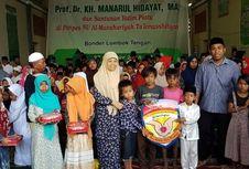 Dana Rupiah Konsisten Bantu Indonesia Lewat NU Peduli
