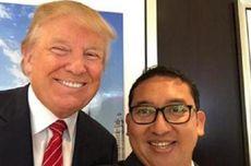 Fadli Zon Duga Pernyataan Trump untuk Pengalihan Isu Dalam Negeri AS