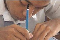Sebelum Kerjakan UN, Siswa SD di Gunungkidul Diberi Susu oleh Sekolah