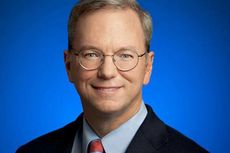 Mantan CEO Google Lepas Jabatan Direktur Eksekutif Alphabet