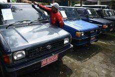 Masih Ada Mantan Anggota DPRD Palembang Belum Kembalikan Mobil Dinas