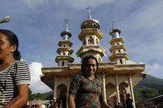 Polisi dan Pemuda Lintas Agama Amankan Jumat Agung di Flores Timur