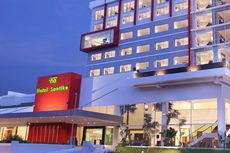 Pascagempa, Gedung Hotel Santika Palu Dinyatakan Aman Digunakan