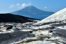 Gunung Krakatau Juarai Volcano Cup 2018 Lewat Polling Twitter