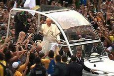 Paus Kritik AS, Minta
