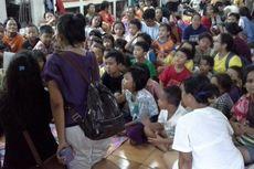Sepanjang 2018, 15.627 Warga Jakarta Mengungsi karena Banjir