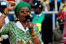 Zimbabwe Selidiki Dugaan Penyuapan Gelar Doktoral Grace Mugabe