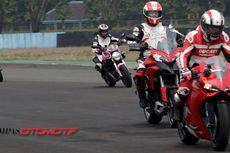 Ini Posisi Riding Motor Sport yang Benar