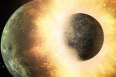 Tabrakan Kuno 4,4 Miliar Tahun Lalu Bikin Bumi Punya Kehidupan