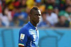 Balotelli Bicara soal Kegagalan Italia ke Piala Dunia 2018