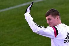 Toni Kroos Perpanjang Kontrak bersama Real Madrid hingga 2023