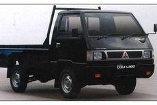 Mitsubishi Mulai Produksi L300 di Bekasi