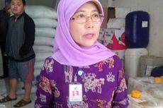 Gudang Pangan Ilegal di Jakarta Utara Digerebek