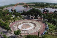 Mengenal Tugu Soekarno, Obyek Wisata yang Dikunjungi Jokowi di Palangkaraya