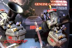 Kenali Cara Kerja Karburator pada Motor