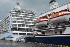 Menunggu Kapal Pesiar Terbesar Se-Asia Bersandar di Bali