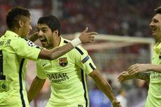 Neymar: Saya Rindu Barca, Lionel Messi dan Luis Suarez